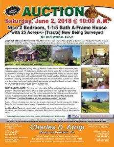 June 2 Auction