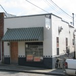 Ashburn's Alley Cafe Building
