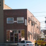 Downtown Commercial Building
