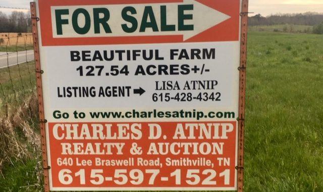 127 Acre Farm SmithvilleTN